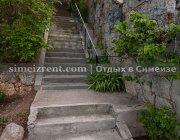 Лестница во двор