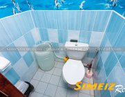 Туалет (второй этаж)