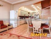 1 этаж, кухня и гостинная