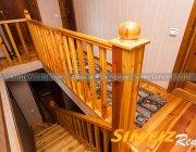Лестница на 2-й этаж