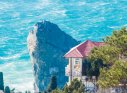 Крым, Симеиз, скала Дива