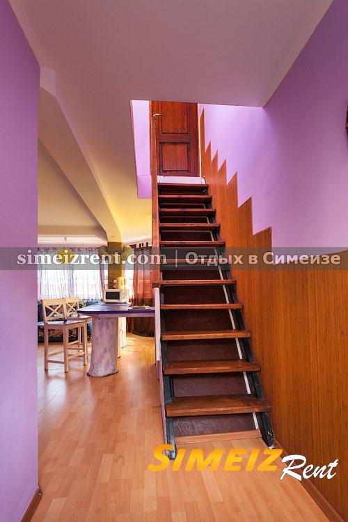 Лестница на площадку
