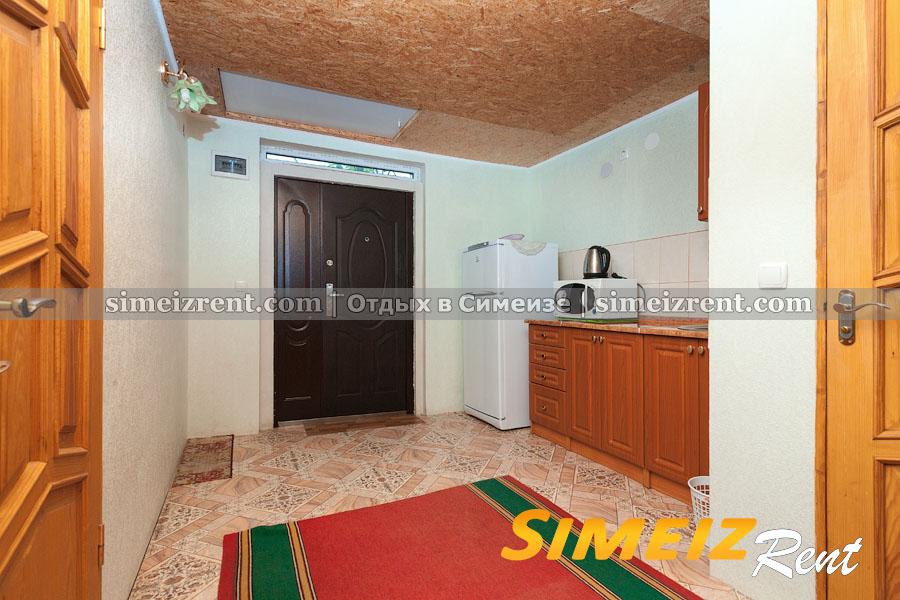 Мини-кухня на 3-м этаже