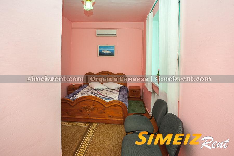 Восточный блок, спальня 1