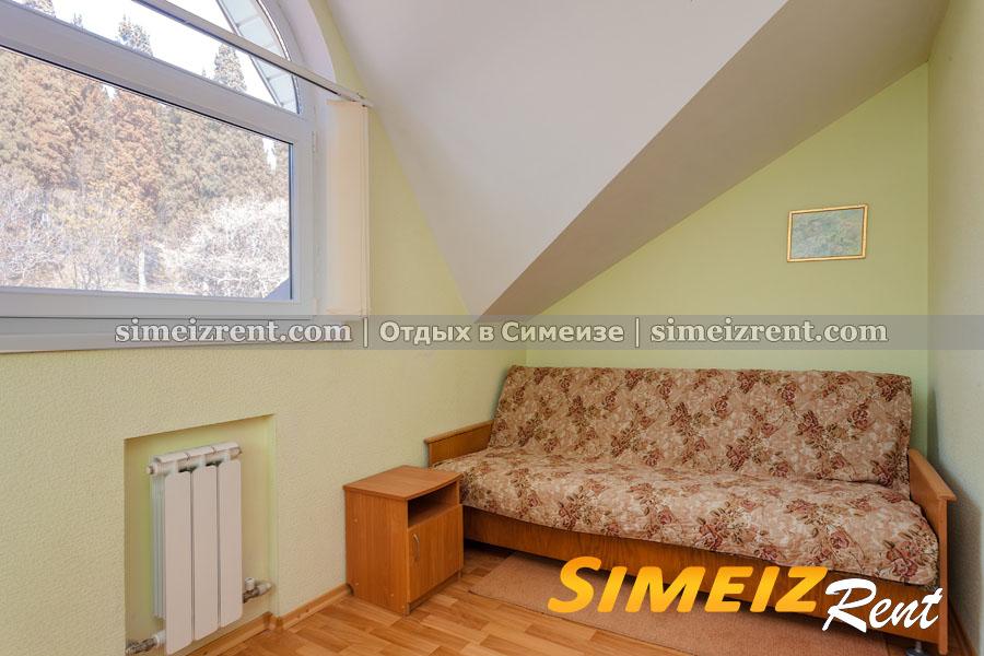 Спальня 2 (2-й этаж)