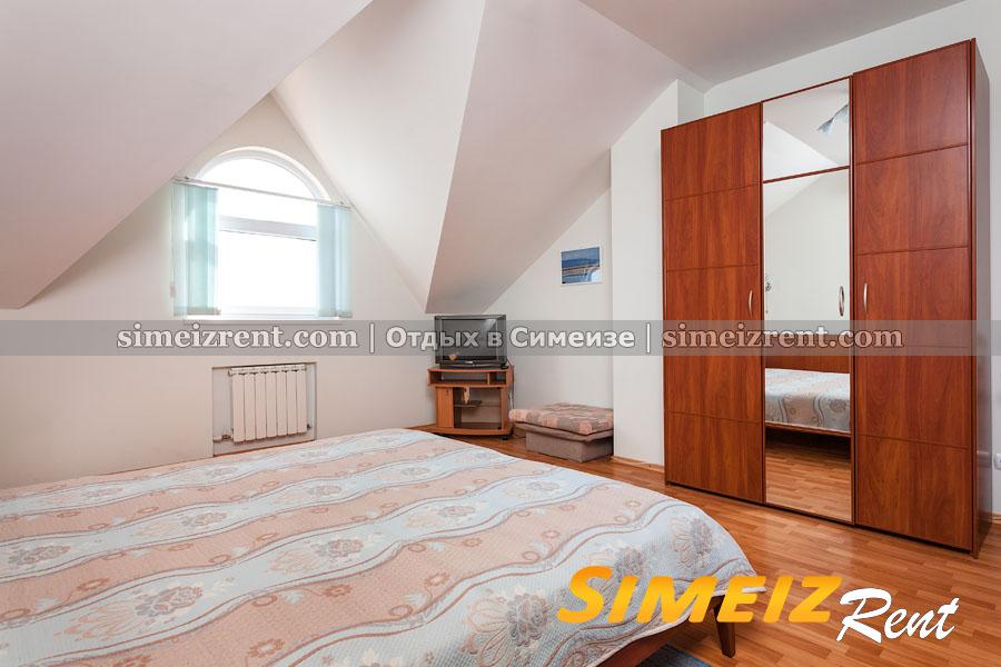 Спальня 1 (2-й этаж)