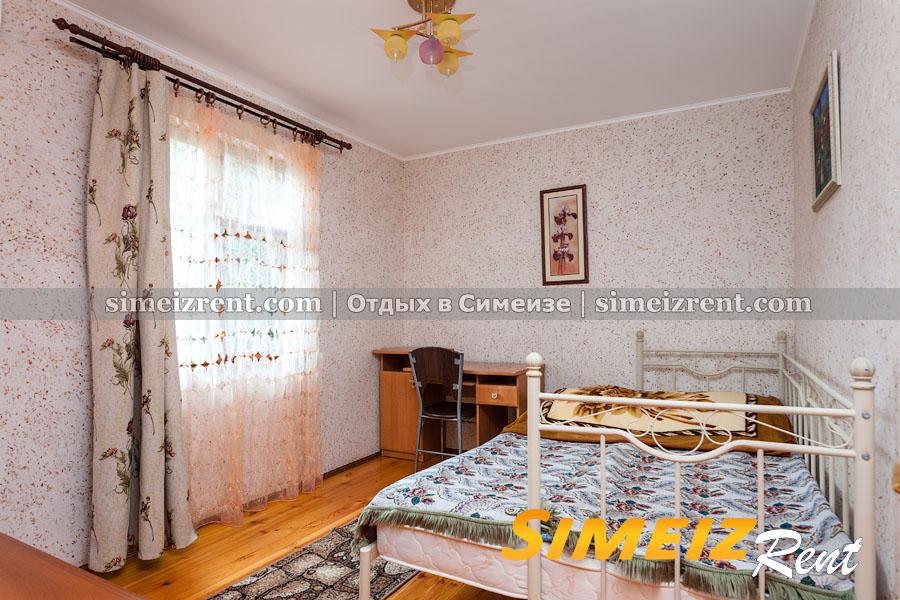 Спальня 3 на 2-м этаже (маленькая)