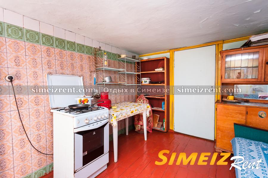 Кухня на 1-м этаже