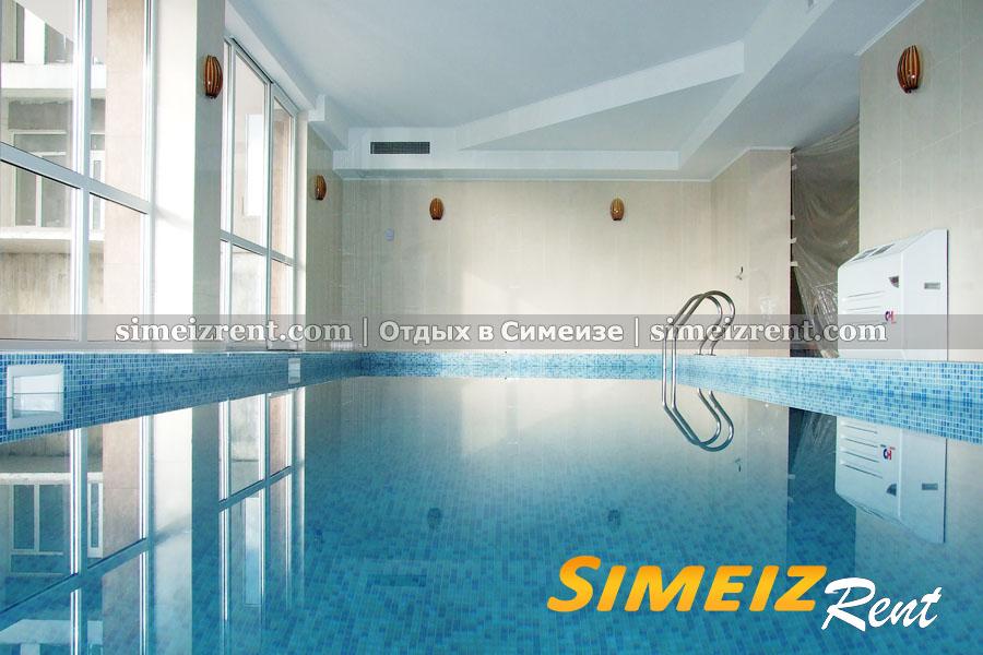 Крытый бассейн (корпус СПА)