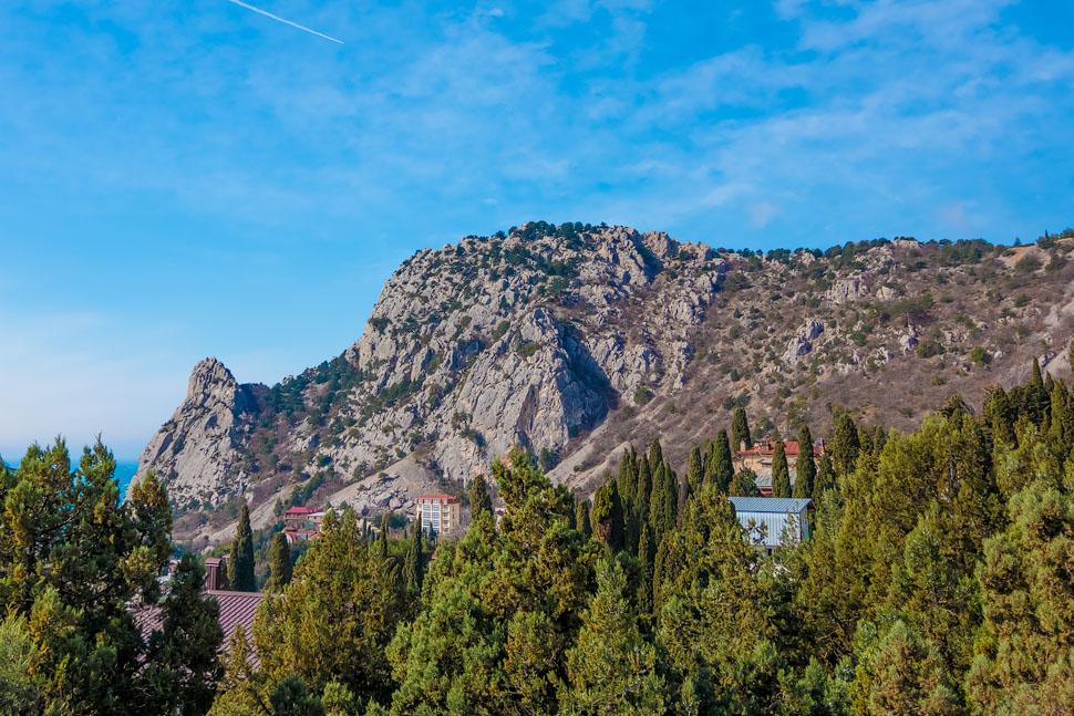 Симеиз, гора Кошка, можжевеловая роща